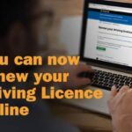 renewal of driving licence
